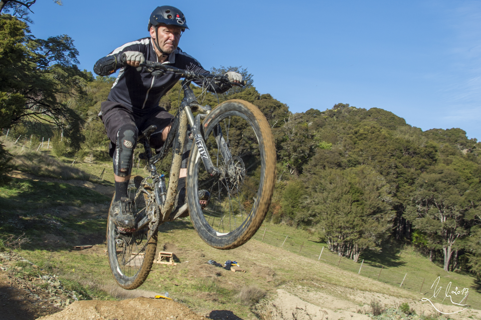 mountain bike jump coaching