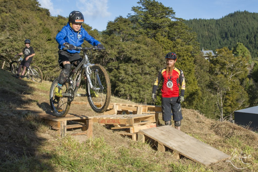 Mountain Bike coaching for all ages and levels.