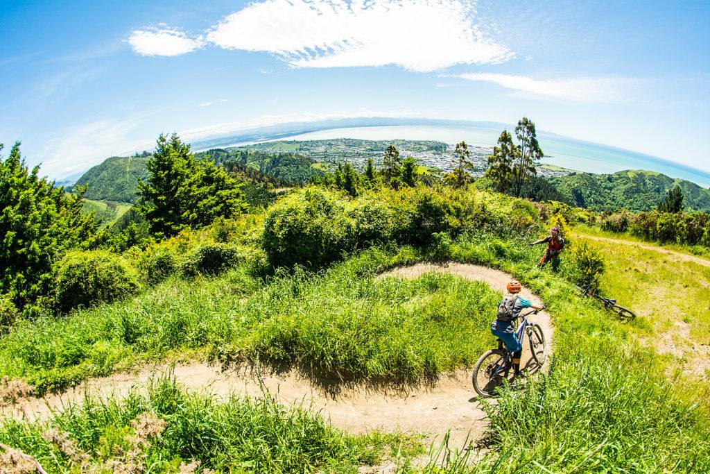 Downhill mountain biking coach
