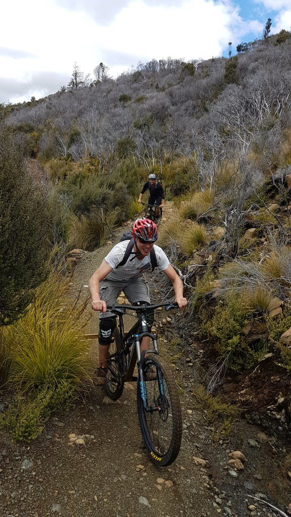 Guided mountain bike trails around Nelson