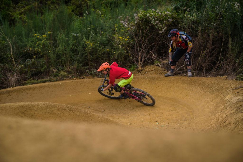 Mountain bike Coaching and clinics