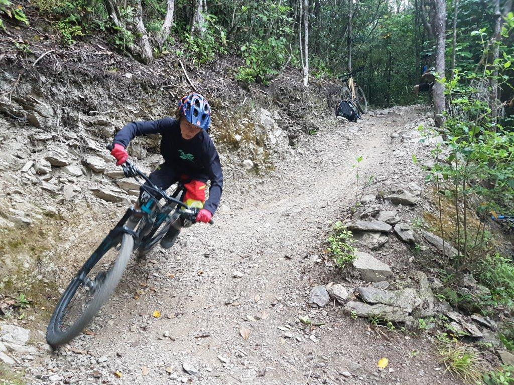 mountain bike coaching nelson new zealand
