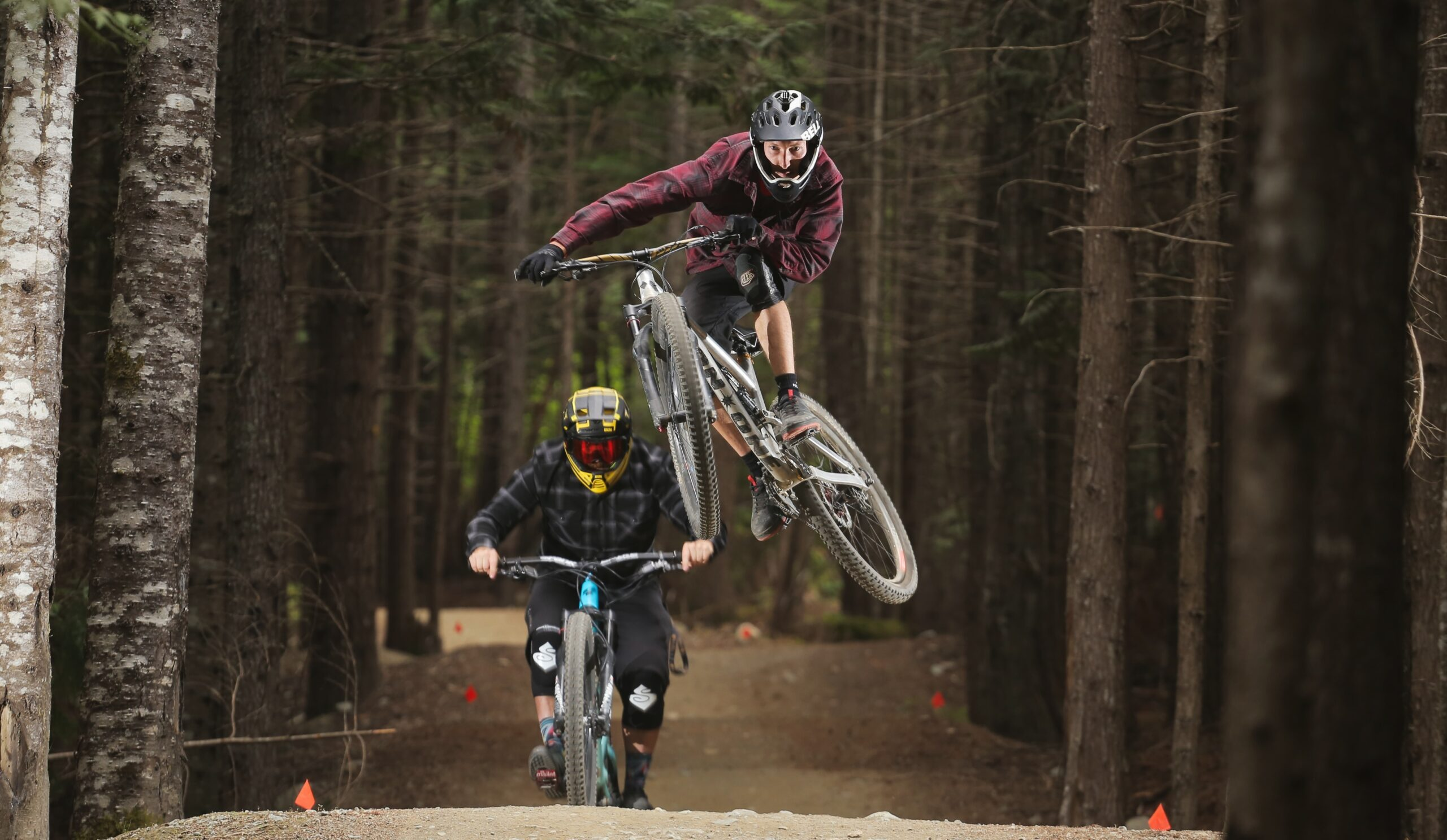 mountain bike coaches and coaching.