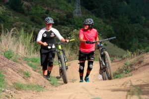 Mountain bike coaching in Nelson, New Zealand