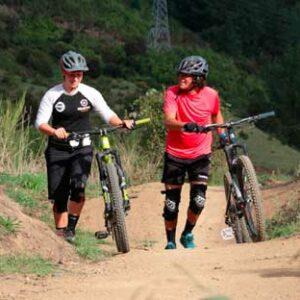Mountain bike coaching in Nelson, New Zealand