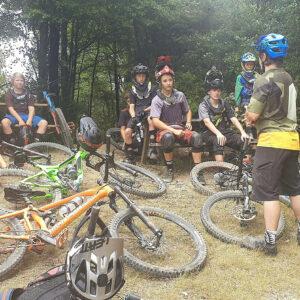 mountain biking coaches